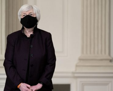 'We're In A Deep Hole': Yellen Warns Unemployment Will Stay Elevated For Years Without Stimulus