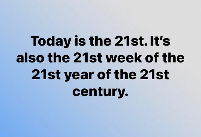 I thought this was a cool fact