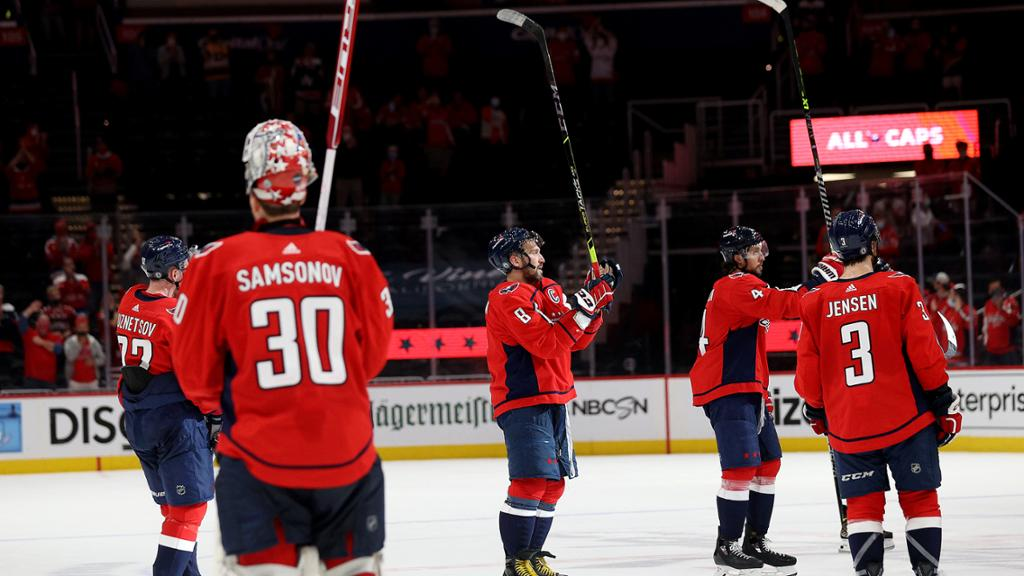 Capitals fall short in first round of playoffs due to age, injuries